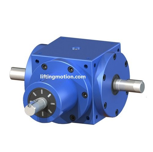right angle Spiral Bevel Gearbox