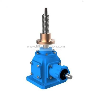 bevel gear lifting jack