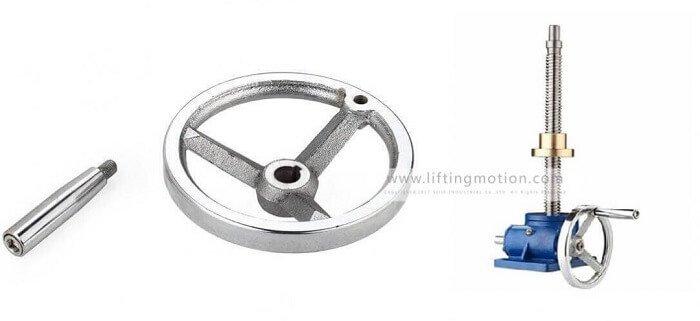 manual screw jacks