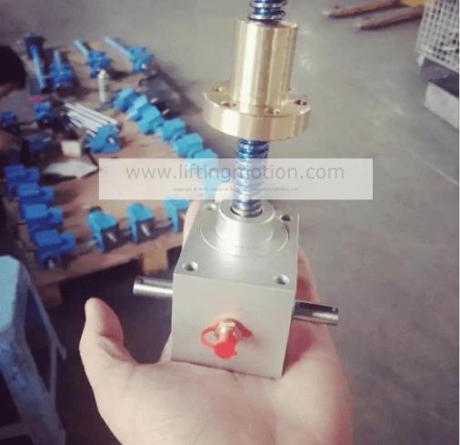 mini screw jack