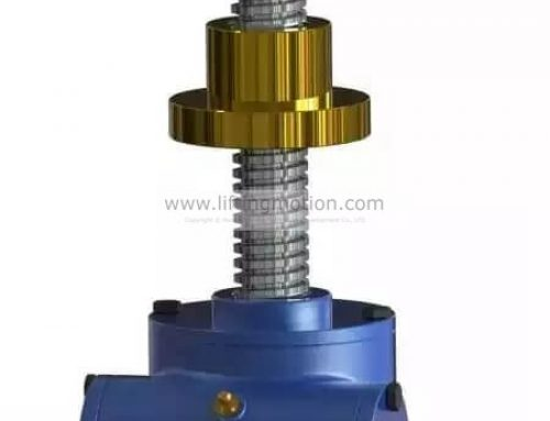 Self-locking Screw Jack