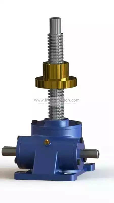 self-locking screw jack