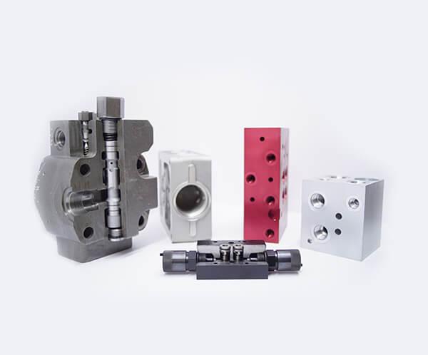 Customized Hydraulic Manifold System