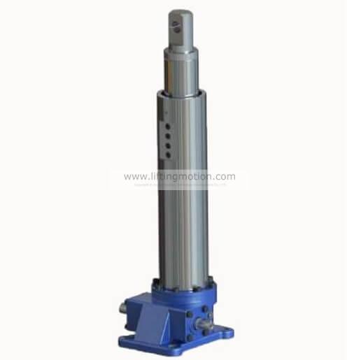 ball screw driven cylinder